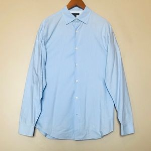 Banana Republic Men's Classic Dress Shirt Size L